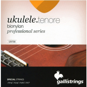 Galli UX730 - struny do ukulele tenorowego