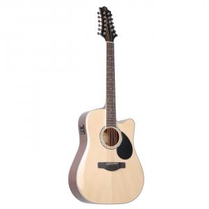 Samick GD 112 SCE NAT gitara elektroakustyczna, dwunastostrunowa
