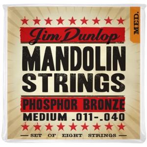 Dunlop struny do mandoliny Phosphor medium 8 string