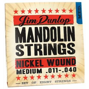 Dunlop struny do mandoliny Nickel medium 8 string