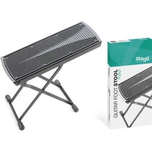 Stagg FOS-Q1-BK podnóżek gitarowy