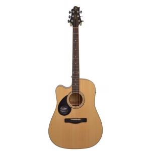 Samick GD-100SCE LH N gitara elektroakustyczna leworęczna