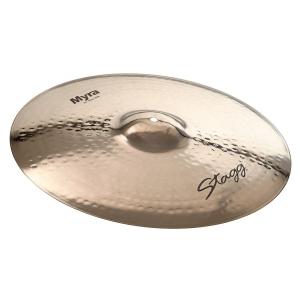 Stagg MY-RR22B talerz perkusyjny, Ride 22″
