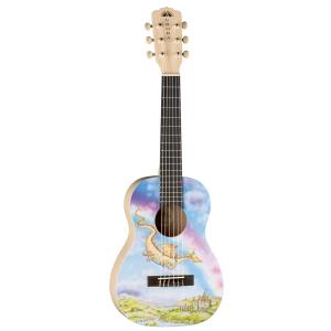 Luna Aurora v2 1/2 Nylon Dragon - gitara klasyczna 1/2