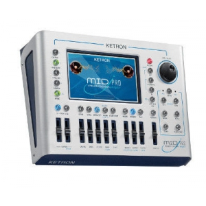 Ketron MidJay Pro - interfejs MIDI, player