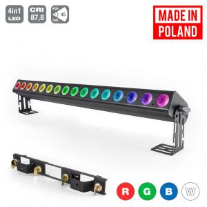 Flash Pro LED Washer 16x10W RGBW 4in1 45° - 16 sekcji Mk2  (...)