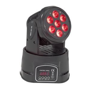 Soundsation MHL-10W-7-RGBW-MKII głowa LED