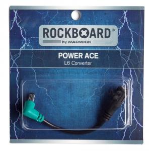 RockBoard Power Ace: Plug Converter (Line 6)  - 2.1 x 5.5  (...)