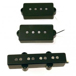 Nordstrand Pickup Set NP4V + NJ4 70´s Bridge position, 4 Strings zestaw przetworników do gitary