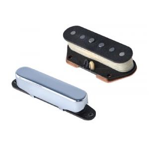 Nordstrand NVT Single Coil, Vintage Style Tele Pickup Alnico V Set - Chrome zestaw przetworników do gitary