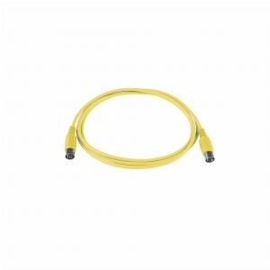 RockCable kabel MIDI - 1 m (3.3 ft) - Yellow