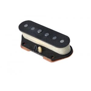 Nordstrand NVT Single Coil, Vintage Style Tele Bridge Alnico V Pickup - Black przetwornik do gitary