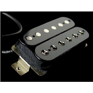 Nordstrand NVH Standard Humbucker, Wide Spacing - Bridge, White przetwornik do gitary