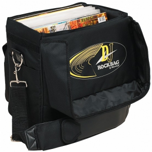 RockBag DJ Record Bag for 20 LPs