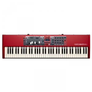 Nord Electro 6D 73 organy, piano i syntezator