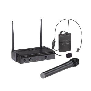 Soundsation WF-U24HP mikrofon bezprzewodowy podwójny (1 do  (...)