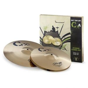 Stagg CXA SET - zestaw talerzy perkusyjnych