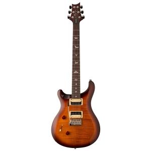 PRS 2018 SE Custom 24 Lefty Tobacco Sunburst - gitara elektryczna, leworęczna