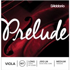 D'Addario Prelude J-910 LM struny do altówki
