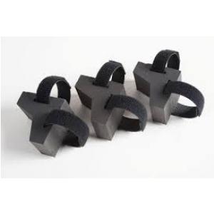 TnR Products Booty Shakers little Snare, podkładki izolujące (3 szt.)