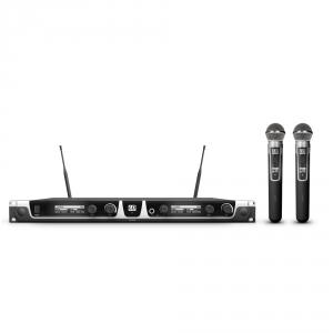LD Systems U508 HHD2, Bezprzewodowy system mikrofonowy z  (...)