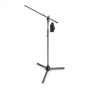 Gravity MS 4321 B Statyw mikrofonowy z trójnożną, składaną  (...)