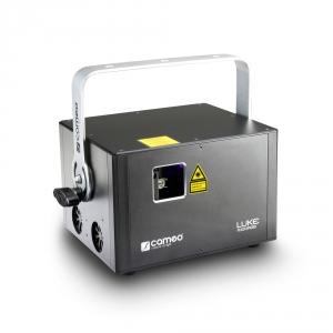 Cameo LUKE 1000 RGB - Profesjonalny laser do pokazów, RGB,  (...)