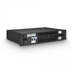 Ram Audio Zetta 210 - Końcówka mocy PA 2 x 500 W, 2 Ohm