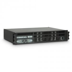Ram Audio S 3000 - Końcówka mocy PA 2 x 1570 W, 2 Ohm