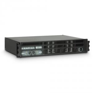 Ram Audio S 1500 - Końcówka mocy PA 2 x 880 W, 2 Ohm