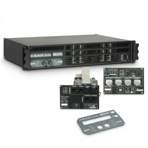 Ram Audio S 6000 DSP GPIO - Końcówka mocy PA 2 x 2950 W, 2  (...)