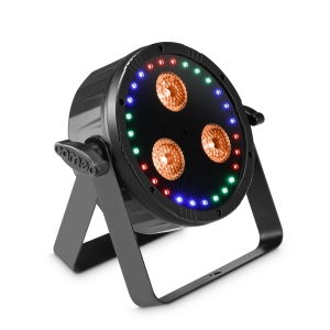 Cameo FLAT STAR - Flat 2-in-1 RGBWA+ UV PAR Light with RGB  (...)