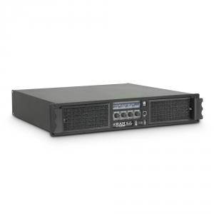 Ram Audio W 12044 końcówka mocy PA 4 x 2950 W, 4Ohm