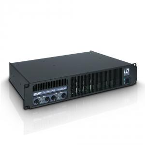 LD Systems SP 44K końcówka mocy PA 4 x 980 W, 2Ohm