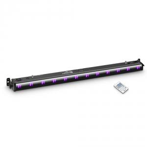 Cameo UV BAR 200 IR-belka (listwa) 12xUV LED 3W w czarnej  (...)