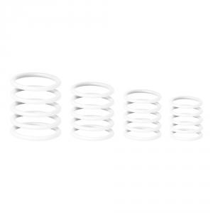Gravity RP 5555 WHT 1 uniwersalny zestaw pierścieni Gravity, biały