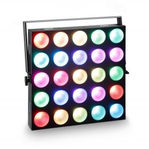 Cameo MATRIX PANEL 10 W RGB - 5 x 5 RGB LED Matrix Panel z  (...)