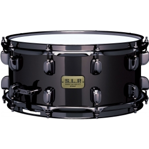 Tama LBR1465 Brass, Black Nickel Plating 14x6,5″  Sound  (...)