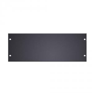 Adam Hall Parts 87224 STL - Panel z otworami do szafy rack w kształcie litery U, 19, 4U, stal