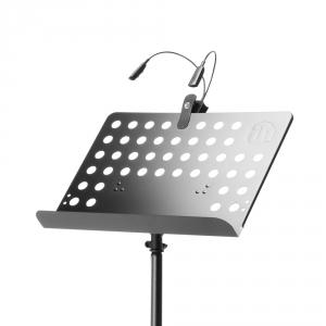 Adam Hall Stands SMS 17 SET 1 - Stojak na nuty z lampką LED