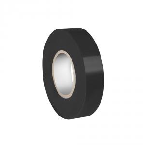 Adam Hall Accessories 580819 BLK - Taśma izolacyjna, 0,19 x 19 mm x 20 m, czarna