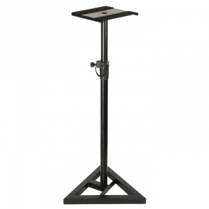 Adam Hall Stands SKDB 039 - Height-Adjustable Studiomonitor Stand