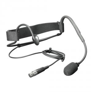 LD Systems HSAE 1 profesjonalny wodoodporny mikrofon nagłowny do aerobiku, mini 3-pin XLR
