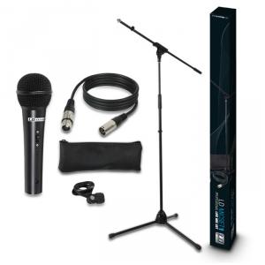 LD Systems MIC SET 1 zestaw mikrofonowy z mikrofonem,  (...)