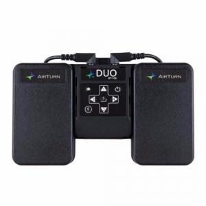 AirTurn Duo bezprzewodowy, podłogowy kontroler dla PC oraz Mac