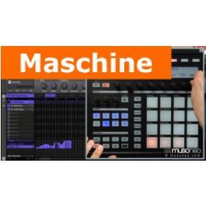 Musoneo Produkcja muzyczna z NI Maschine - kurs video PL, wersja elektroniczna