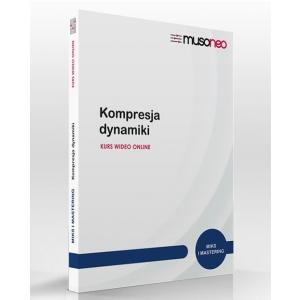 Musoneo Kompresja dynamiki - kurs video PL, wersja elektroniczna