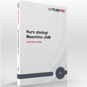 Musoneo Kurs obsługi Maschine Jam - kurs video PL, wersja elektroniczna