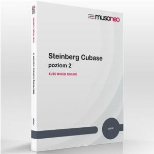 Musoneo Steinberg Cubase Poziom 2 - kurs video PL, wersja  (...)