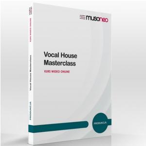 Musoneo Vocal House Masterclass - kurs video PL, wersja elektroniczna
